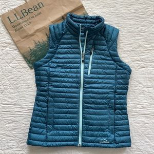 LL Bean Ultralight 850 Down Sweater Vest